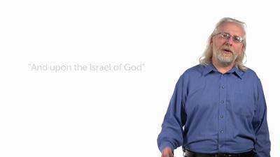 Galatians 6:15–16, The Israel of God