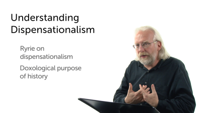 Understanding Dispensationalism