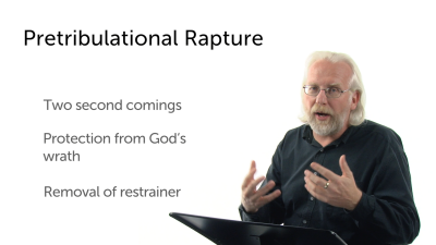 The Church and the Tribulation: Pretribulational Rapture