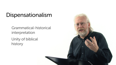 Dispensational Eschatology