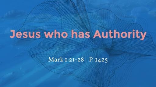 Mark 1:21-28