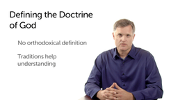 Introduction to the Doctrine of God