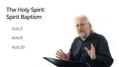 Spirit Baptism in Acts