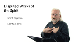 Disputed Works of the Spirit