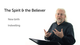 The Spirit and the Believer