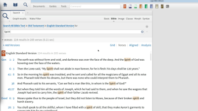 Searching for References to the Holy Spirit in the Old Testament