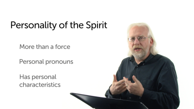 Personality of the Spirit