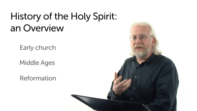 Overview of the History of the Holy Spirit