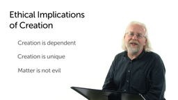 Ethical Implications of Creation
