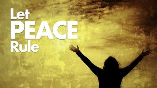 Let Peace Rule