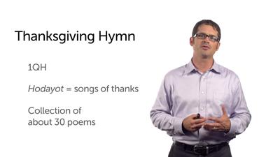 The Thanksgiving Hymn
