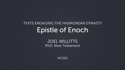 Epistle of Enoch