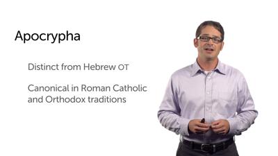 Old Testament Apocrypha