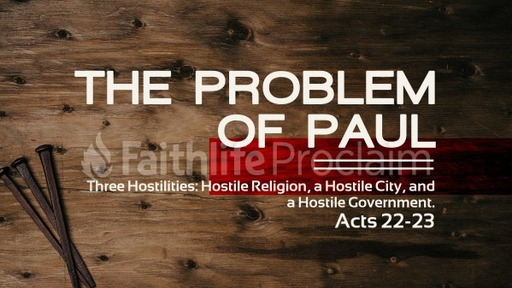 Acts 23 - 24