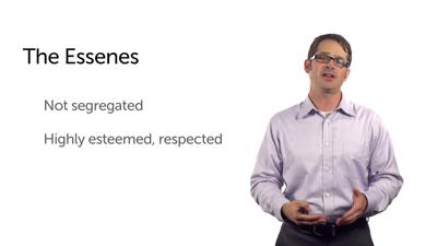 Essenes: Distinctive Beliefs