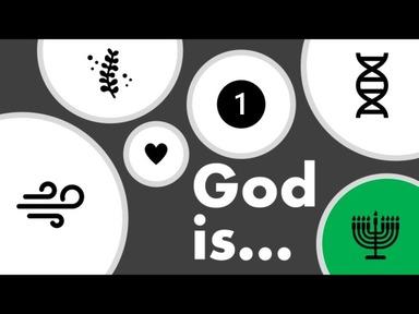 God is...Light