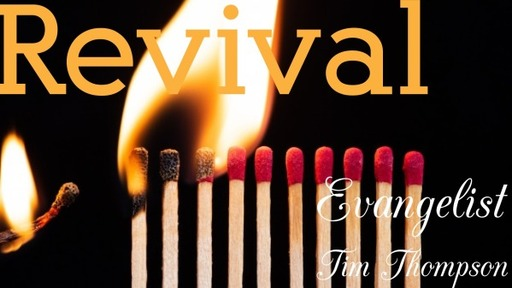 1-31-21 Sunday PM- Revival Pt. 2