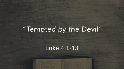 """""""Tempted by the Devil"""""""