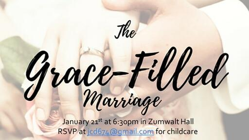 The Grace Filled Marriage 2