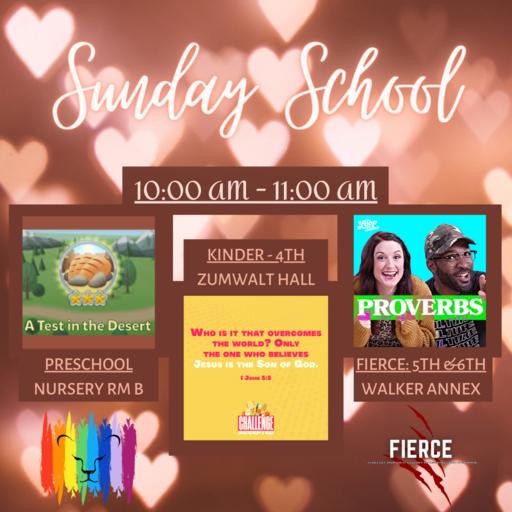 Copy of Sunday School