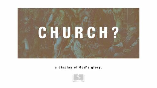 Church? The Case for Membership
