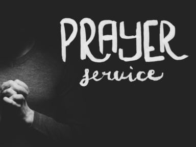 Ephesians Prayer Service