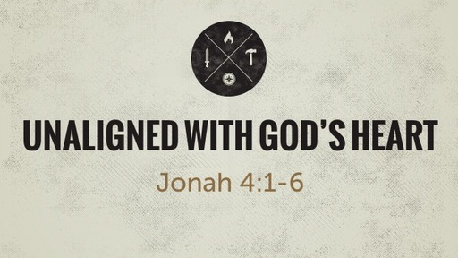 Unaligned With God's Heart