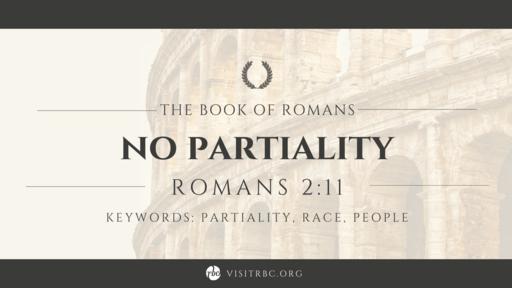 No Partiality