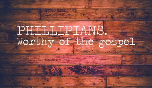 Philippians 2.1