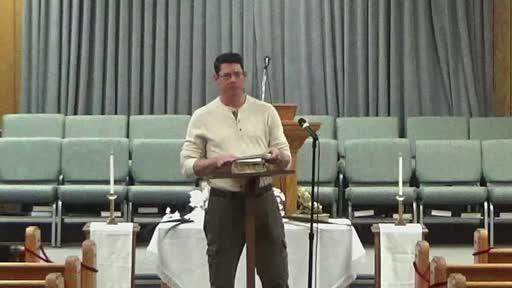 February 3. 2021 Bible Study Mount Union Church Of The Brethren
