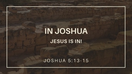 In Joshua