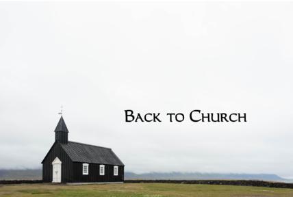 A New Covenant Church #2 - Audio