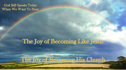 The Joy of Becoming