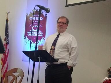 Pastor Sean non-series
