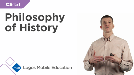 CS151 Philosophy of History
