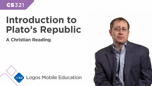 CS321 Introduction to Plato's Republic: A Christian Reading