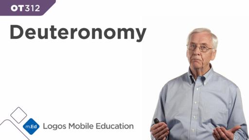 OT312 Book Study: Deuteronomy