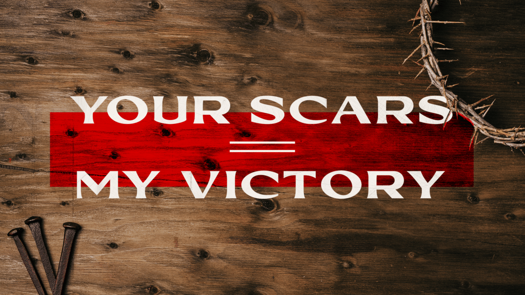 Your Scars, My Victory large preview