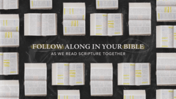 Follow Along In Your Bible  PowerPoint image 1