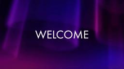 Northern Lights Purple  PowerPoint image 1