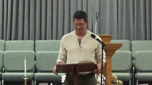 February 10. 2021 Bible Study Mount Union Church Of The Brethren