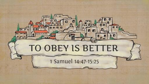 1 samuel 14:47-15:25