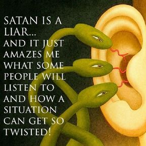 Satan Lies: God Can't Use You