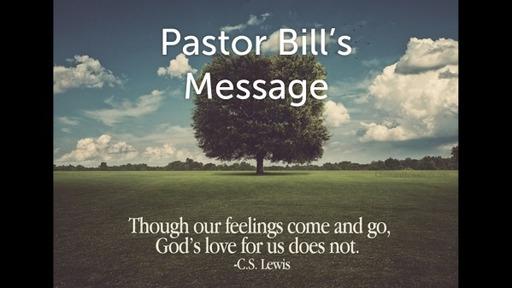 God's Love For Us!