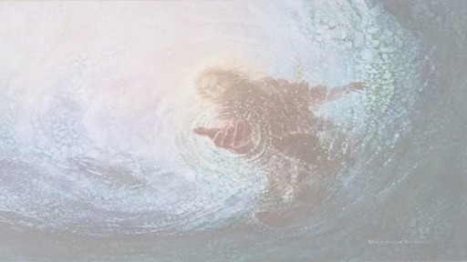 If You want to walk on Water: keep You Focus on Jesus
