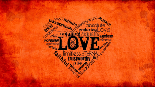 Love is the Why of All We Do