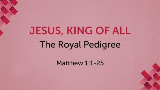 Matthew 1:1-25