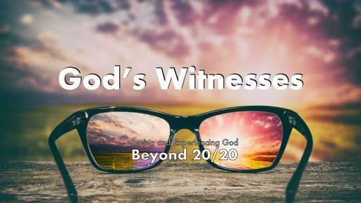God's Witnesses