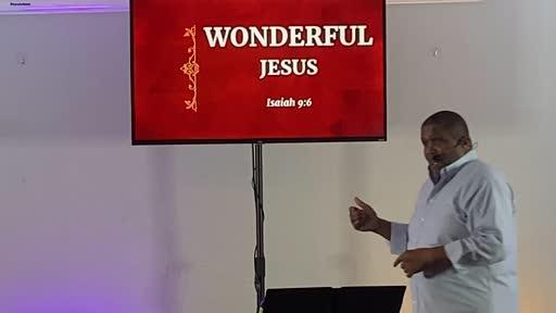 Wonderful Jesus