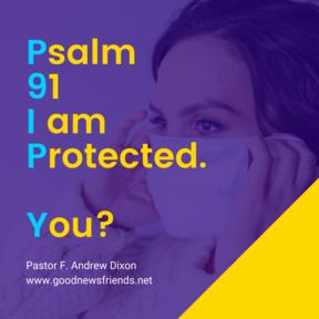 17 Psalm 91 No fear of pestilence